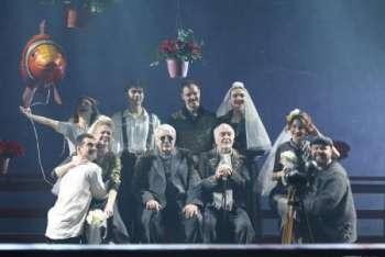 В Вахтанговском театре премьера по комедии Лопе де Вега