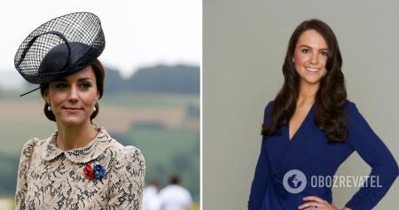 Сходство с Кейт Миддлтон помогло обычной женщине стать богатой. Фото