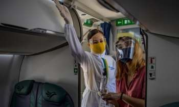 Как не заразиться COVID в аэропорту и самолете