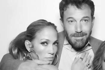 Первое фото в инстаграме после возобновления романа: Дженнифер Лопес и Бен Аффлек появились на вечеринке Лиа Ремини