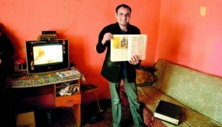 Закарпатский театр готовит спектакль по произведениям современного ромского писателя