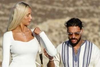 Тимати отдыхает в Греции с новой девушкой — украинской моделью Сашей Дони: первые фото